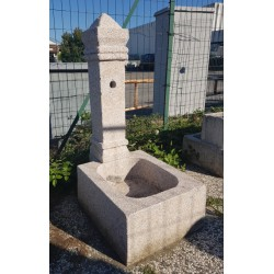 Fontana in Granito Grigio...