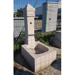 Fontana in Granito Rosa  14FG